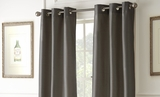 Two Packs of Chocolate Black Out Curtains