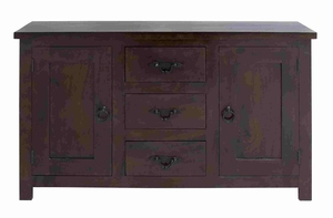 Tychy Trendy Striking Sideboard Cabinet Brand Benzara
