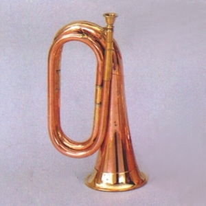 Ukraine Bugle, Antiqued And Alluring Nautical Artwork Brand IOTC