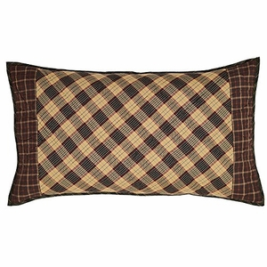 Uniquely Appealing Declan Luxury Sham by VHC Brands