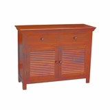 Uniquely Designed Accent Chest by Yosemite Home Decor