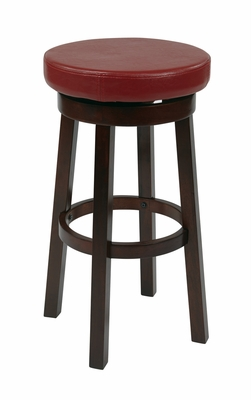Urban Styled Metro bar Stool by Office Star