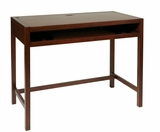 Urbane Styled Hampton Computer Desk with Storage Compartment by Office Star