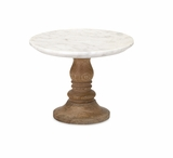 Useful Petra Marble Cake Stand