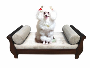 Verviers Sleigh Pet Bed, Comfortable And Aesthetically Usable Creation by D-Art