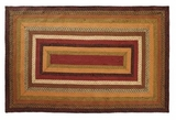 Very Appealing Napa Valley Jute Rug Rect by VHC Brands
