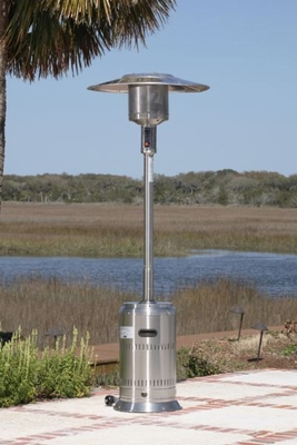 Vigevano Patio Heater, Enigmatic And Long-lasting Outdoor Home Decor by Well Travel Living