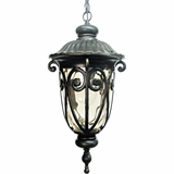 Viviana Collection Alluring Exterior Lighting Bronze Finish by Yosemite Home Decor