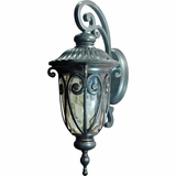 Viviana Collection Antique Styled 1 Light Exterior Lighting in Oil Rubbed Bronze by Yosemite Home Decor