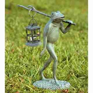 Walking Frog Lantern Decorative Garden Light That Makes Spaces Special Brand SPI-HOME