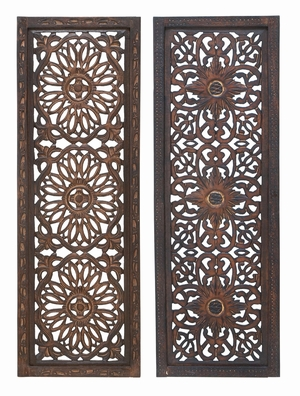 Wall Panel 2 Set Of Assorted Ultimate In Decorative Panel Category Brand Woodland
