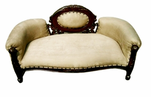 Waregem Pet Sofa, Appealing and Softly Amiable Creation by D-Art