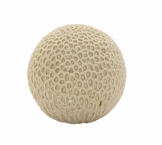 Home Decor Home Accent Well Made Coral Ball Decor By UMA