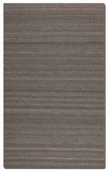 Wellington Grey 5' Hand Woven Wool Rug with Natural Striations Brand Uttermost
