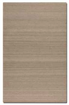 "Wellington Natural 16"" Hand Woven Wool Rug with Striations Brand Uttermost"