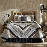 Wentworth Twin Quilt 90x70 - 23351 by VHC Brands