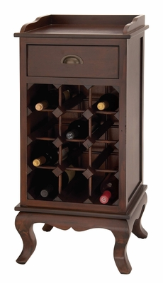 Wine Cabinet - Fine Wine Storage  Wood Cabinet to Add Elegance Brand Woodland