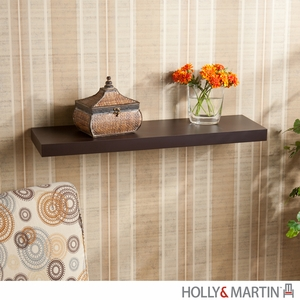 Wonderful Holly & Martin Cadence Floating Shelf by Southern Enterprises