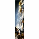 Wonderful Masterpiece of Water Fall by Yosemite Home Decor