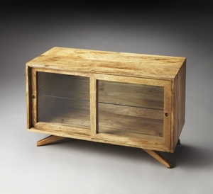 Wonderful Styled Nuance Loft Display Console by Butler Specialty