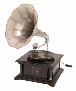 Wood Gramophones Makes The Exiting Decoration Musical Special Brand Woodland