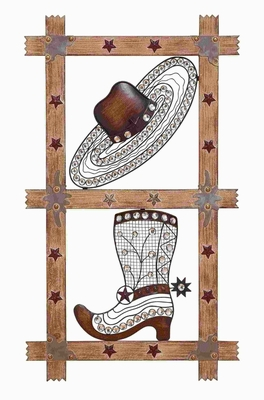 Wood Metal Wall Decor Are Stylishly Sculpted From Wrought Metal Brand Woodland