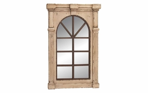 Wood Wall Mirror Distinguished Multipurpose Decoration Brand Woodland