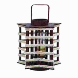 Wooden Lantern with Attractive Colors & Long Lasting Construction Brand Woodland