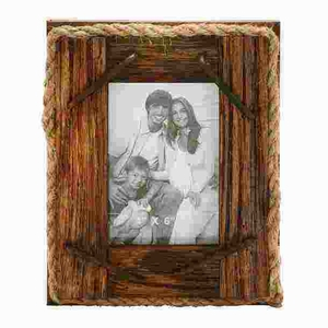 Wooden Photo Frame Designed with Great Attention To Details Brand Woodland