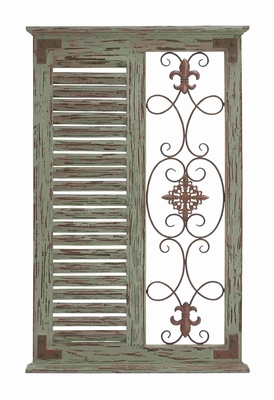 Wuppertal Wall Panel Enticingly Carved Magnificent Artwork Brand Benzara