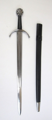 Zabrze Soldier Sword Appealing Replica With Attractive Scabbard Brand IOTC