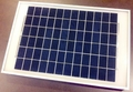 Power Up 10 Watt Multicrystalline 12 volt Solar Module