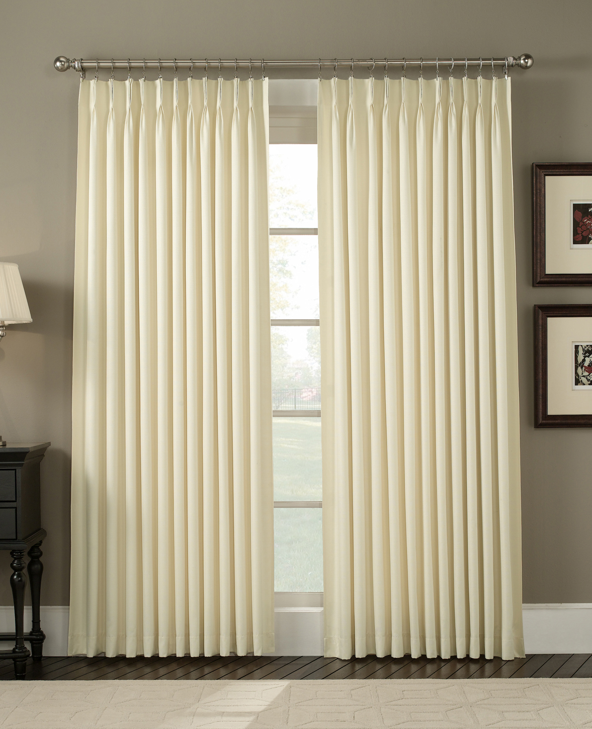 ... for Living Room Window Curtains and Window Treatments for Living Room