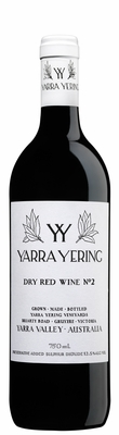 2003 Yarra Yering Dry Red Wine No # 2 Yarra Valley Australia 750ml