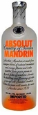 Absolut Mandrin Vodka 750 ml