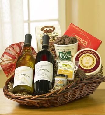 Birthday Delight Gift Basket
