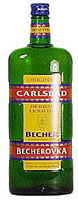 Carlsbad Becherovka Original  Becher Liqueur 750ml