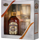 Chivas Regal Gift Set With Glasses 12 year old