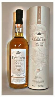 Clynelish 14Yr Single Malt Whisky 750ml