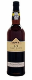 Dow's 20-year-old Tawny Port 750ML