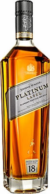 Johnnie Walker Platinum Label Scotch Whisky 750ML
