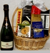 Labor Day Sparkling Wine Celebration Gift Basket