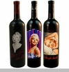 Marilyn Monroe Merlot 2004 2005 2006 Wine Set