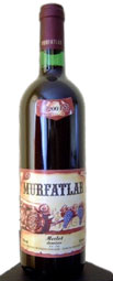 CV Murfatlar Merlot, Red wine,From Romania 750ml