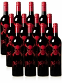 Poizin Dry Creek Zinfandel 750ml 2014 (6 Bottles)