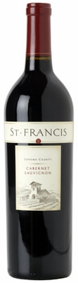 St. Francis Winery Cabernet Sauvignon