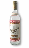 Stolichnaya 80 Proof Russian Vodka 750ml