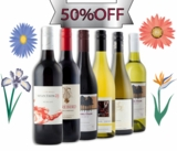 "Barbeque Pairings�(Half Case of Wine)  50%OFF ( Pay $41.00 with Promo Code:""july50off"")"
