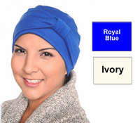 New! Chemo Day Cap with detachable bow
