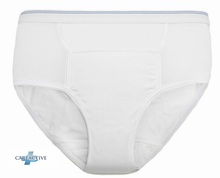 CareActive Men's Pouch Incontinence Briefs